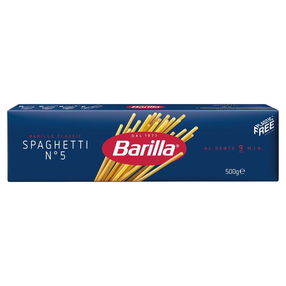 Barilla Pasta Spaghetti 500g