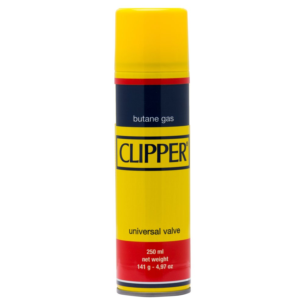 Clipper Gas 250ml