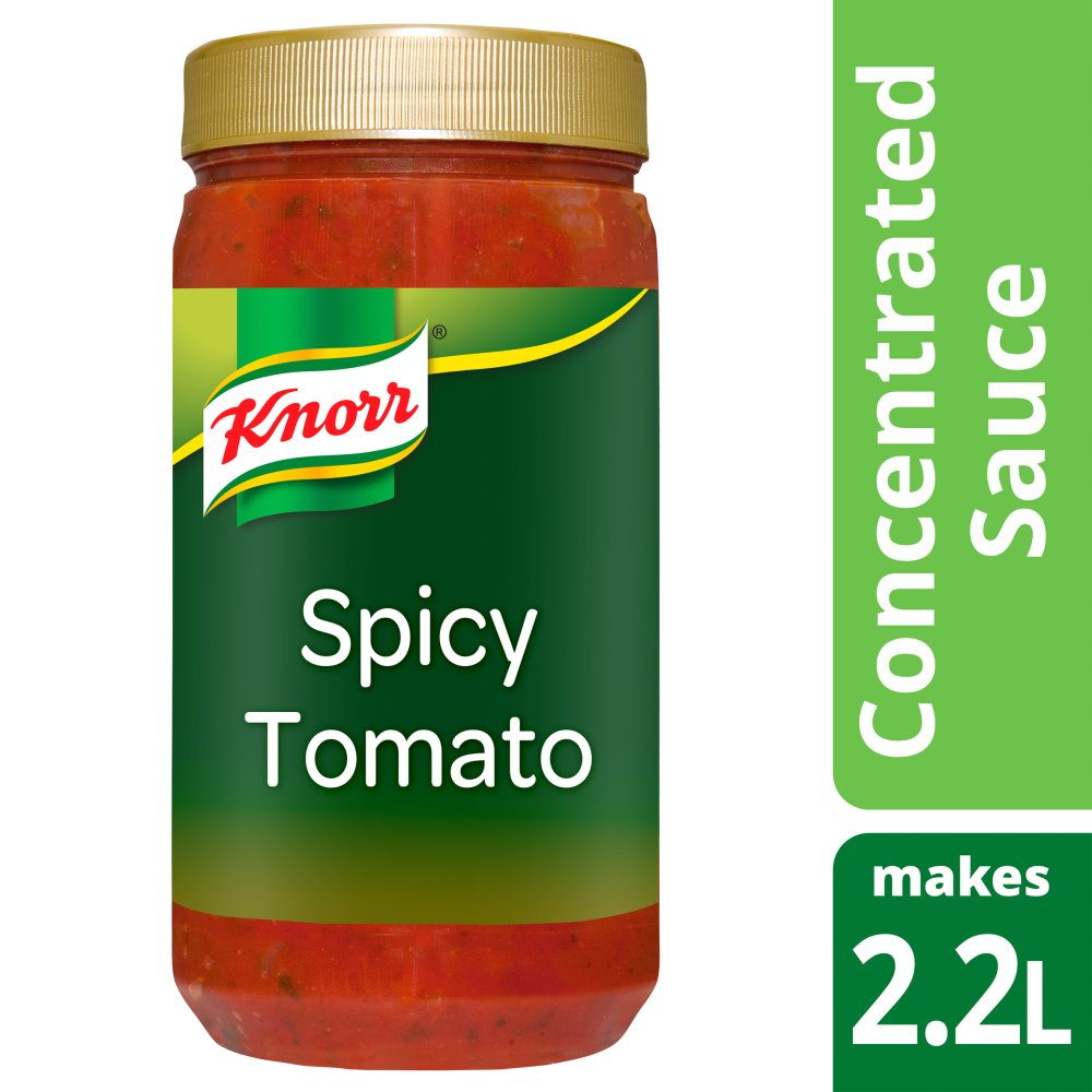 Knorr Create Mose Spicy Tomato