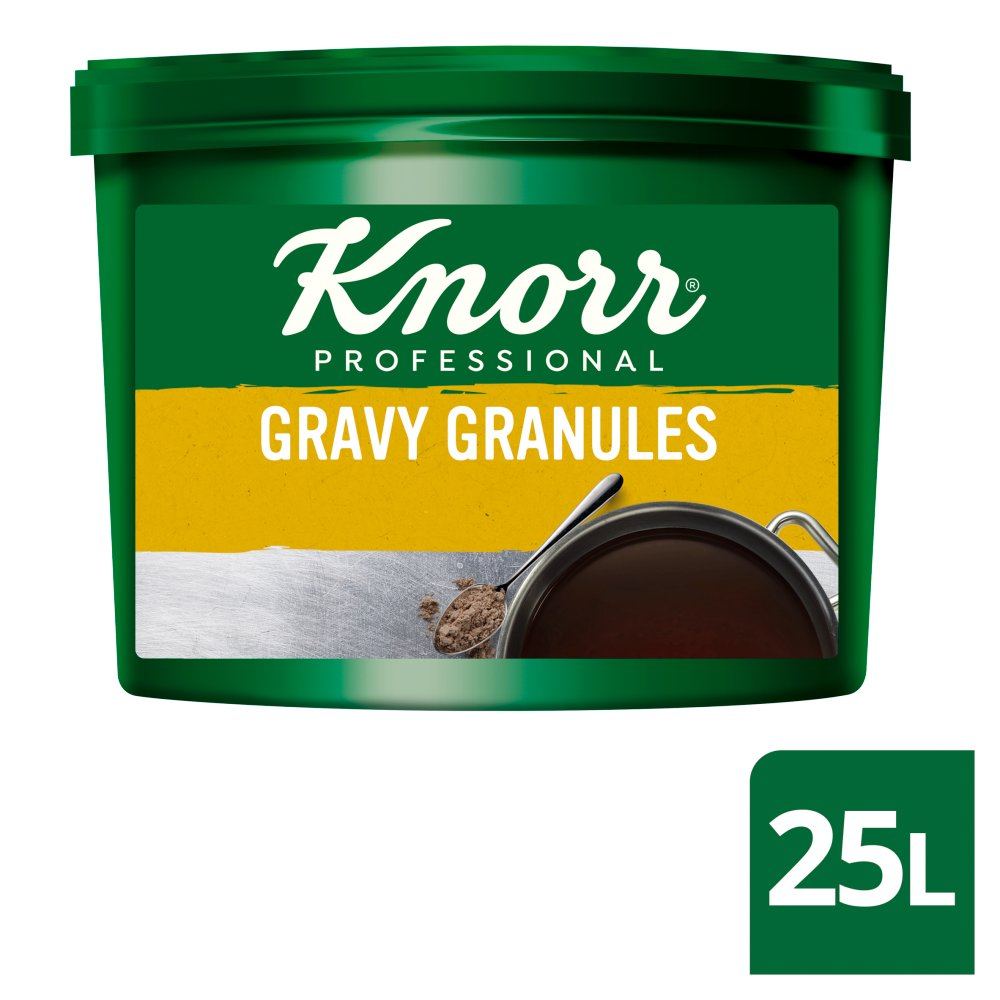 Knorr Poultry Gravy Grans