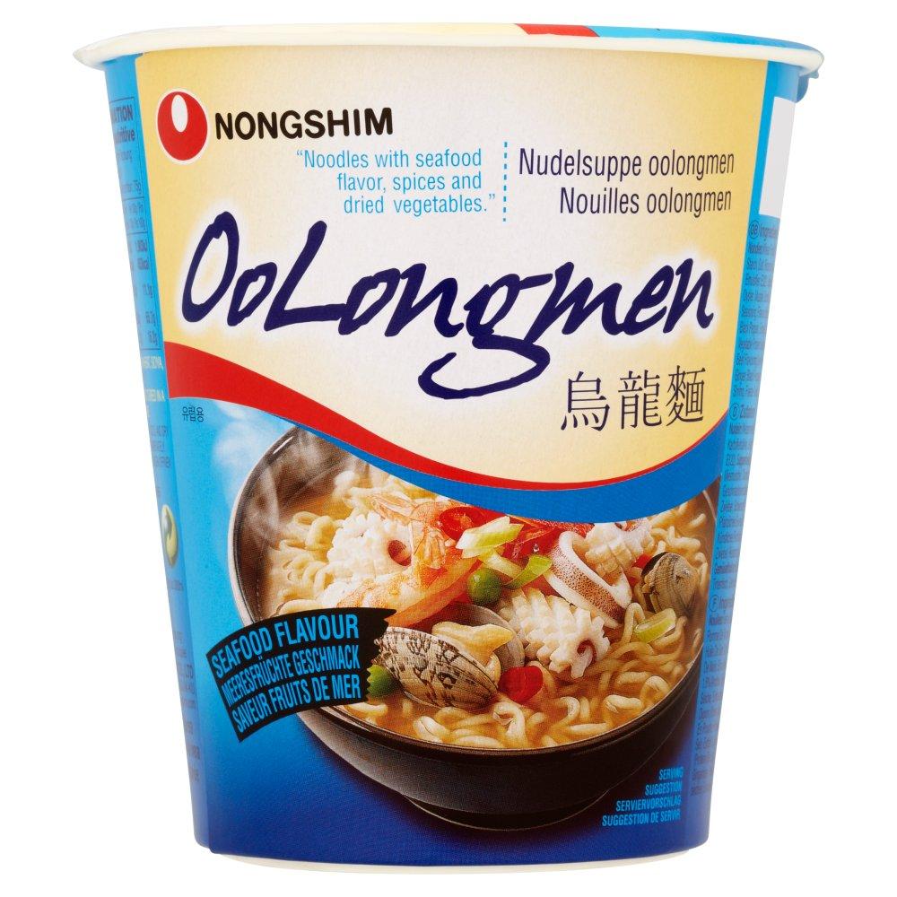 Nongshim Oolongmen Seafood Flavour 75g