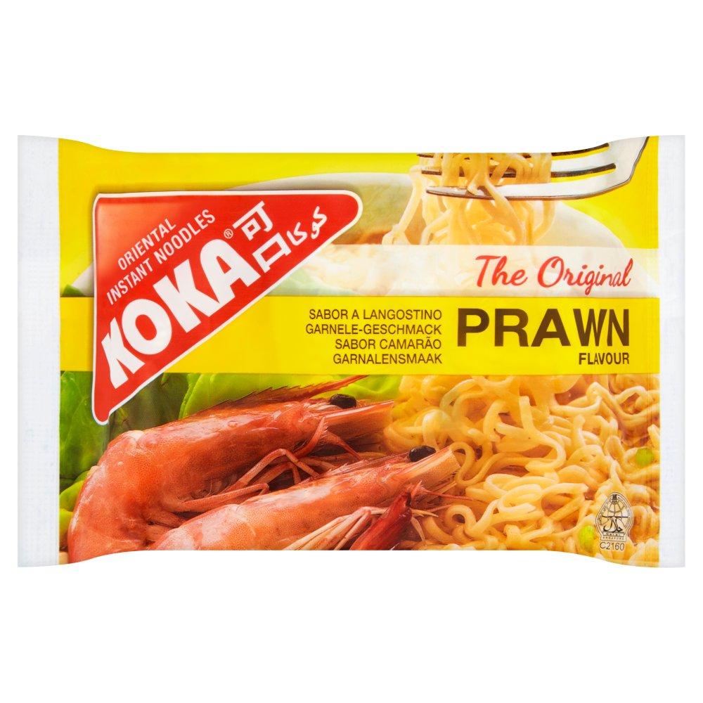 Koka The Original Prawn Flavour Oriental Instant Noodles 85g
