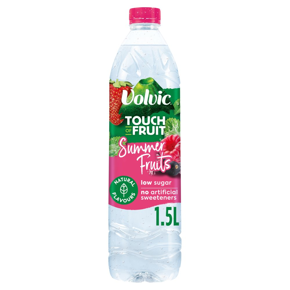 Volvic Touch Of Fruit Summer Fruit 1.5L