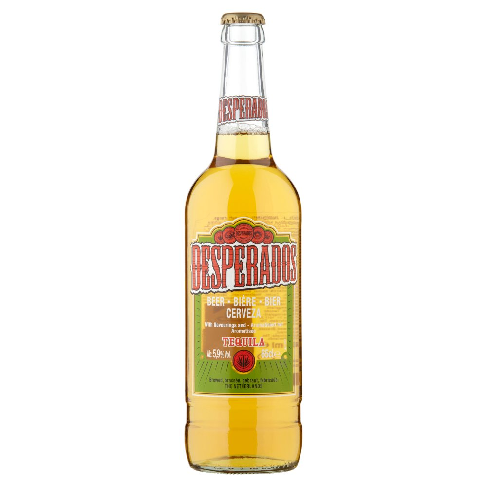 Desperados Non Returnable Bottle