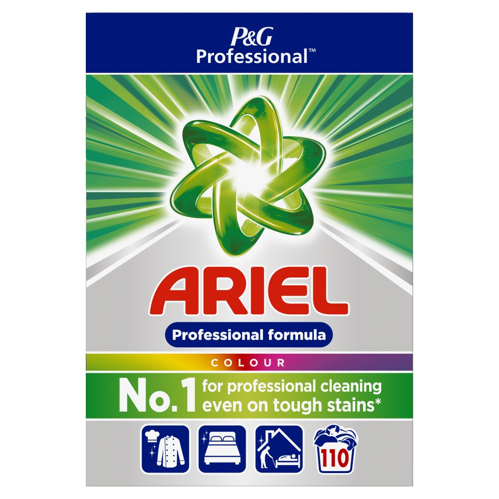 Ariel Prof Colour 110Wash