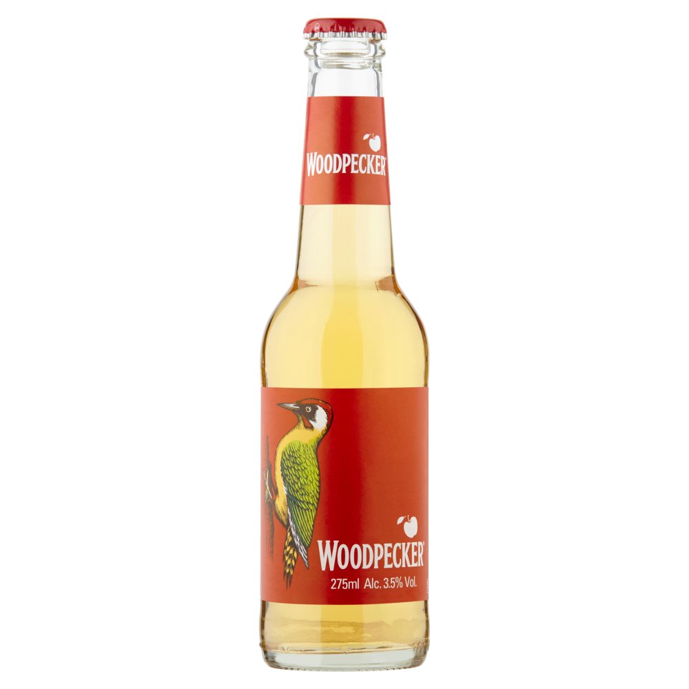 Woodpecker Non Returnable Bottle