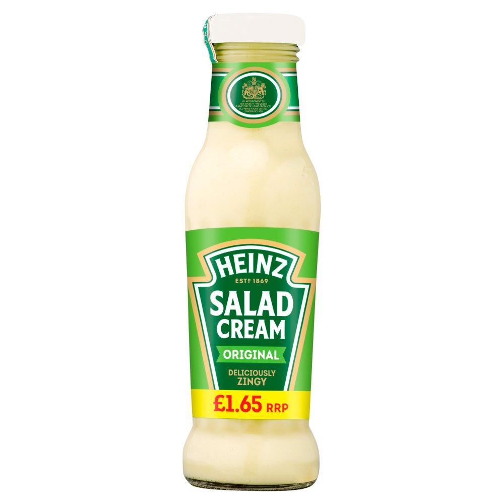 Heinz Original Salad Cream 285g