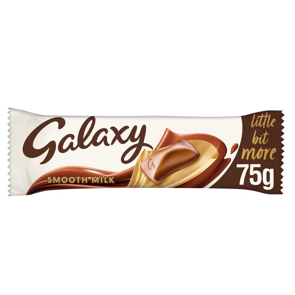 GALAXY® Smooth Milk 75g