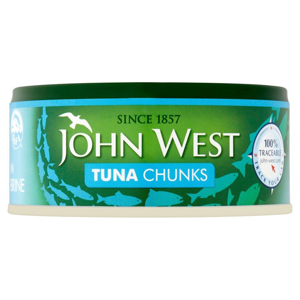 John West Tuna Chunks in Brine 145g