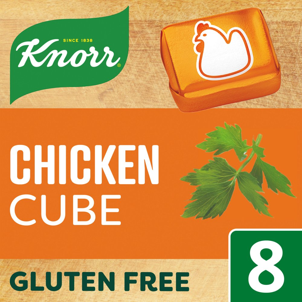 Knorr Stock Cubes Chicken