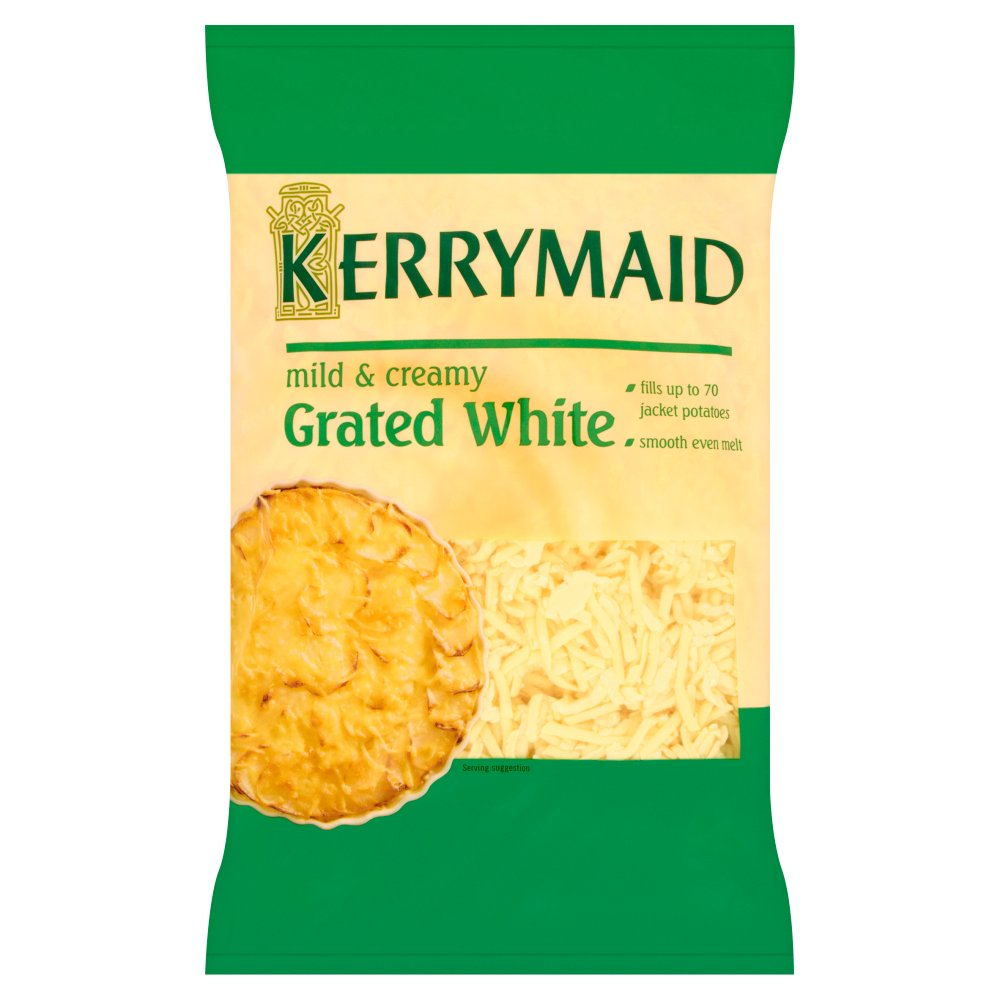 Kerrymaid White Grated