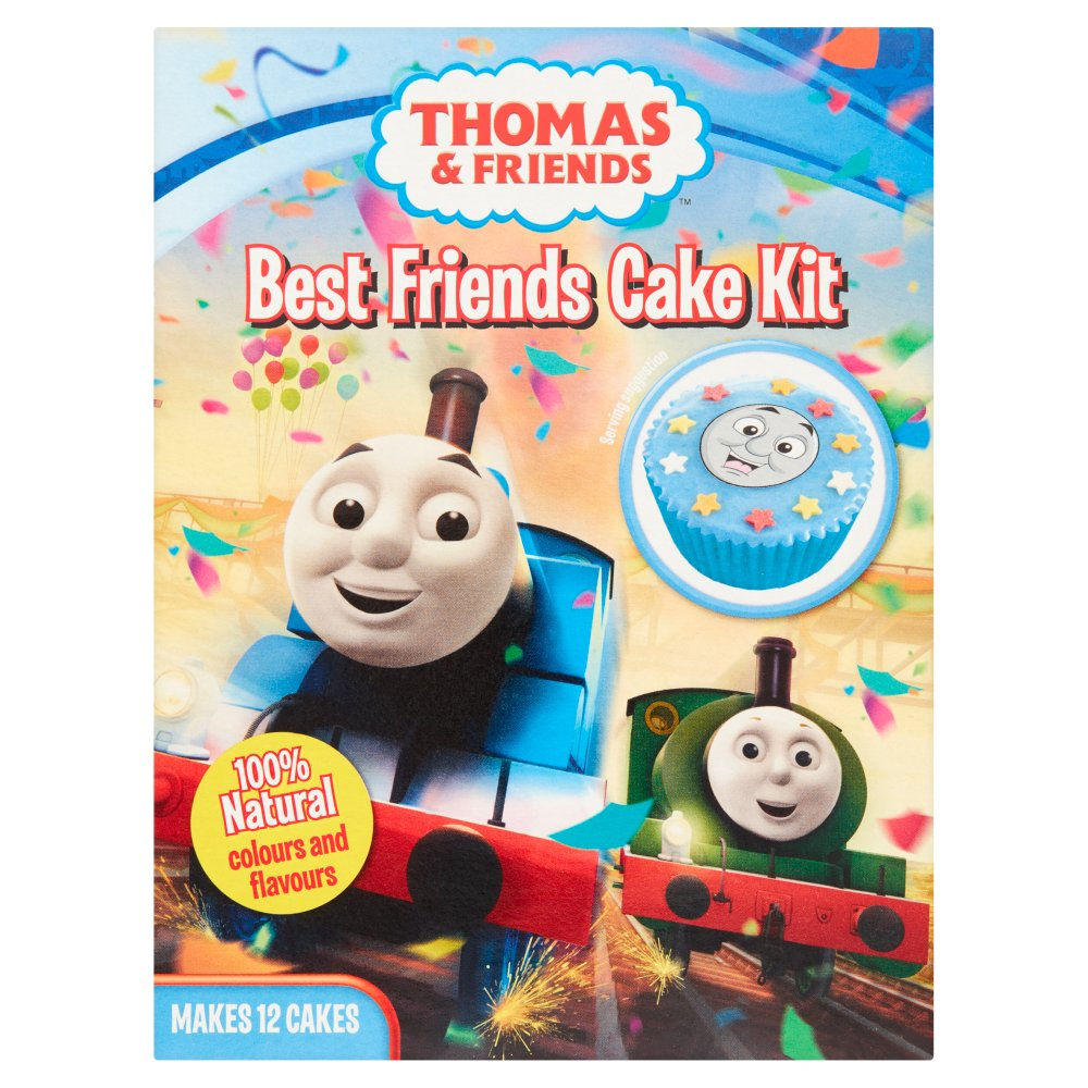 Greens Thomas The Tank Engine Cake Mix