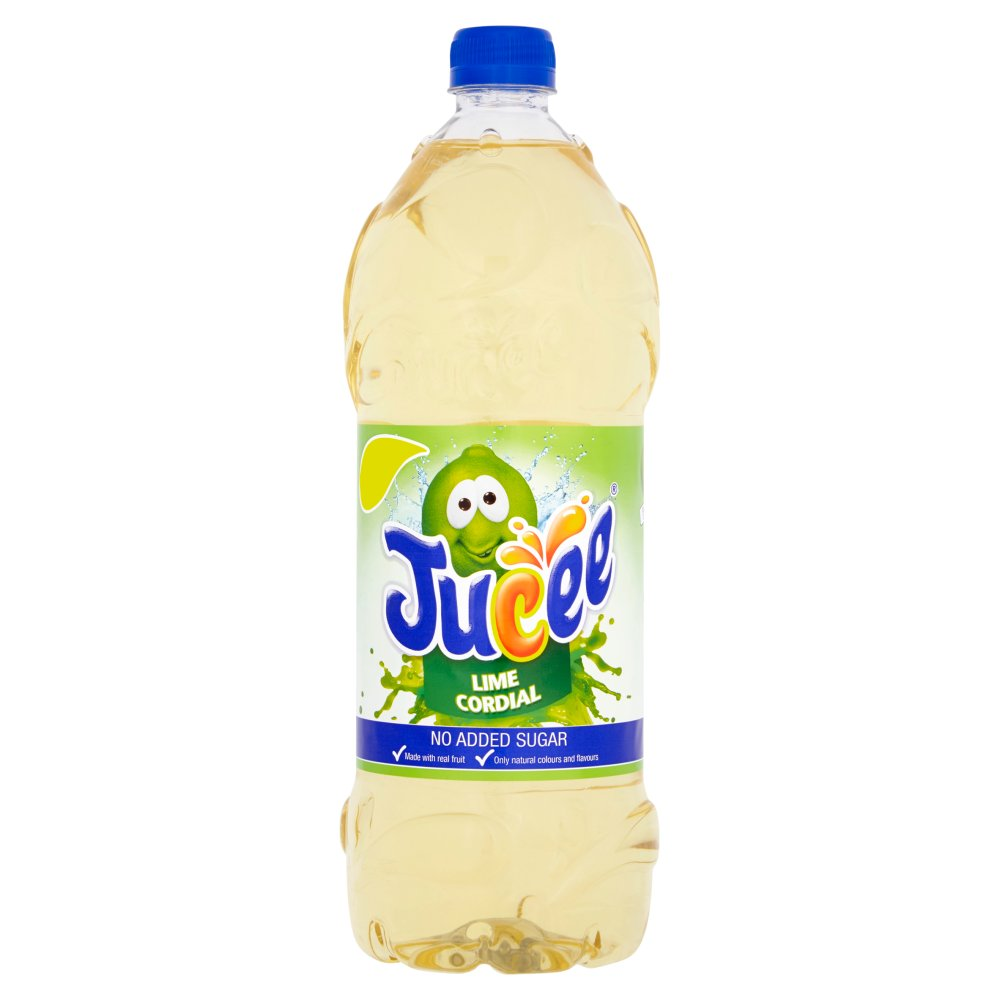 Jucee No Added Sugar Lime £1.00