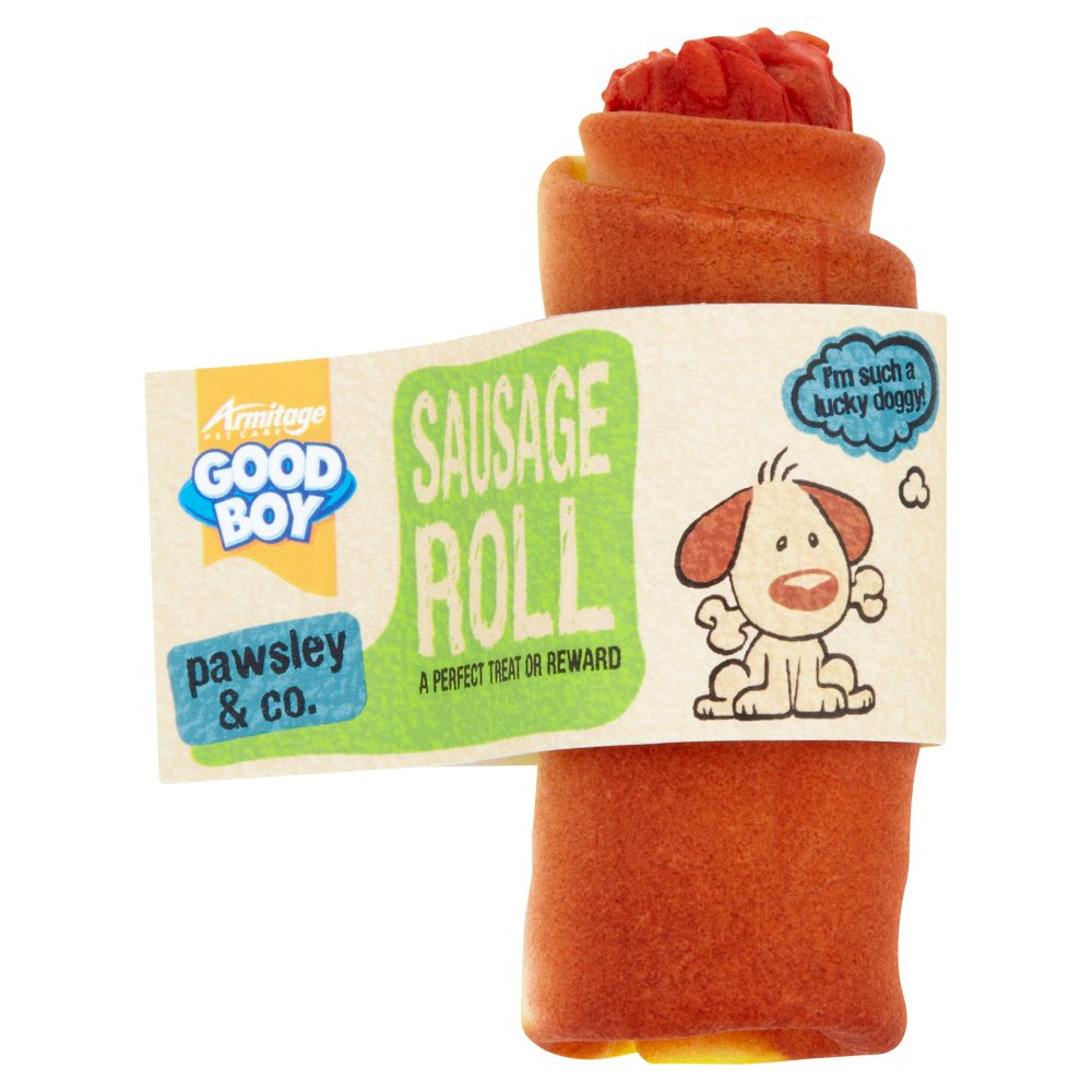 Good Boy Pawsley & Co. Sausage Roll 40g