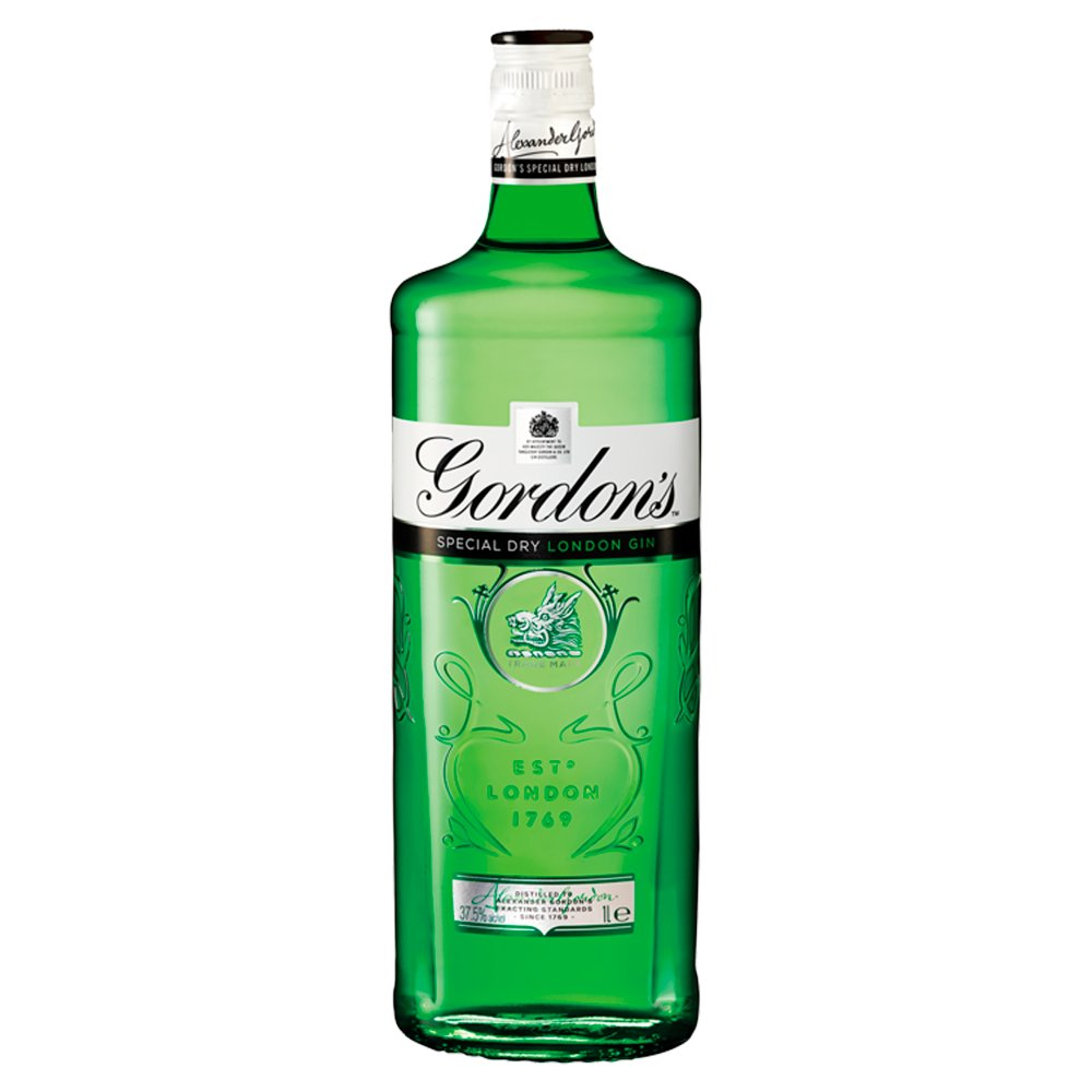 Gordon's Special Dry Gin 1Ltr