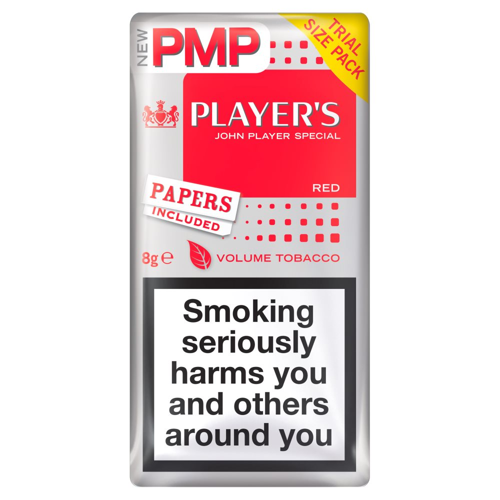 Players Red Volume Tobacco £2.59