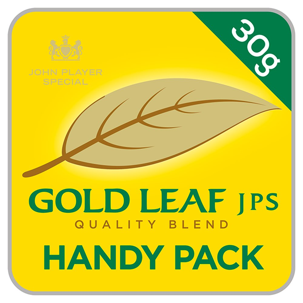 Gold Leaf JPS Handy Pack 30g with Papers & Tips