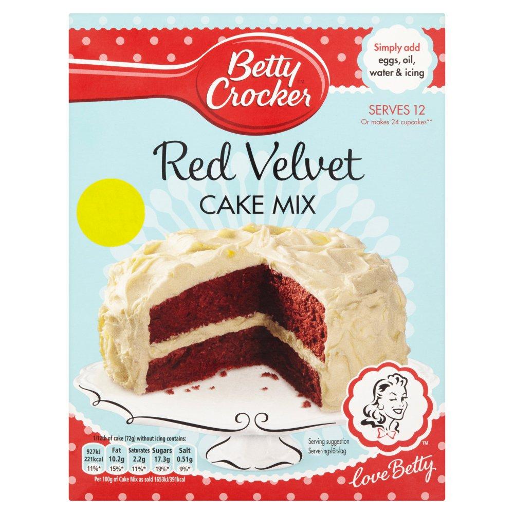 Buy Wholesale Betty Crocker Cake Mix