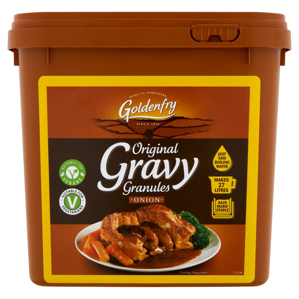 Goldenfry Gravy Grans Onion