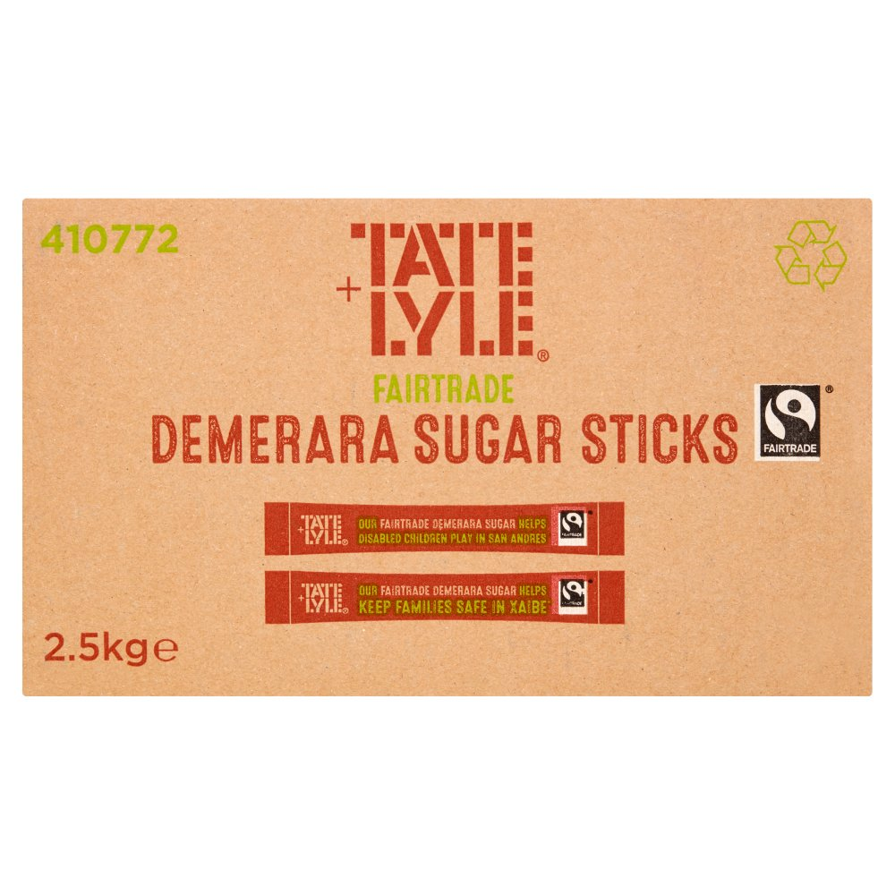 Fair Trade Demerera Stick