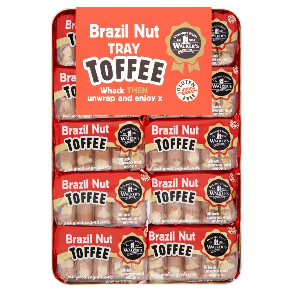 Andy Pack Brazil Nut Toffee