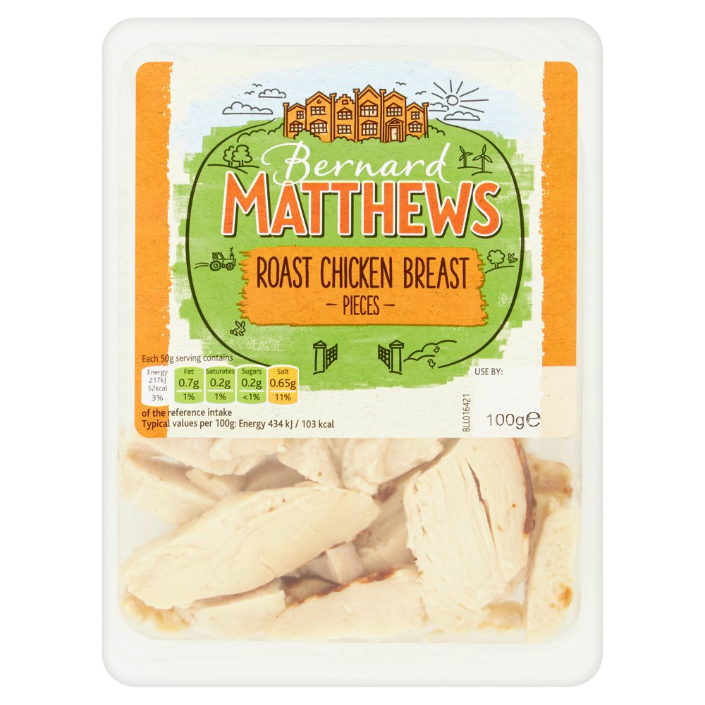 Bernard Matthews Chicken Chunks £1