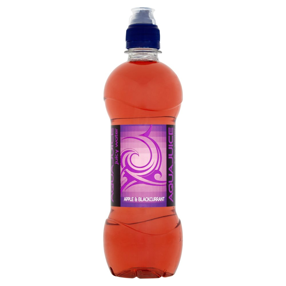 Calypso Aquajuice Apple & Blackcurrant