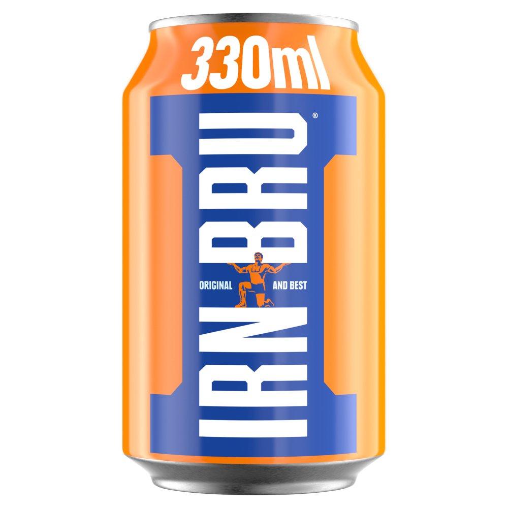 IRN-BRU Can 330ml