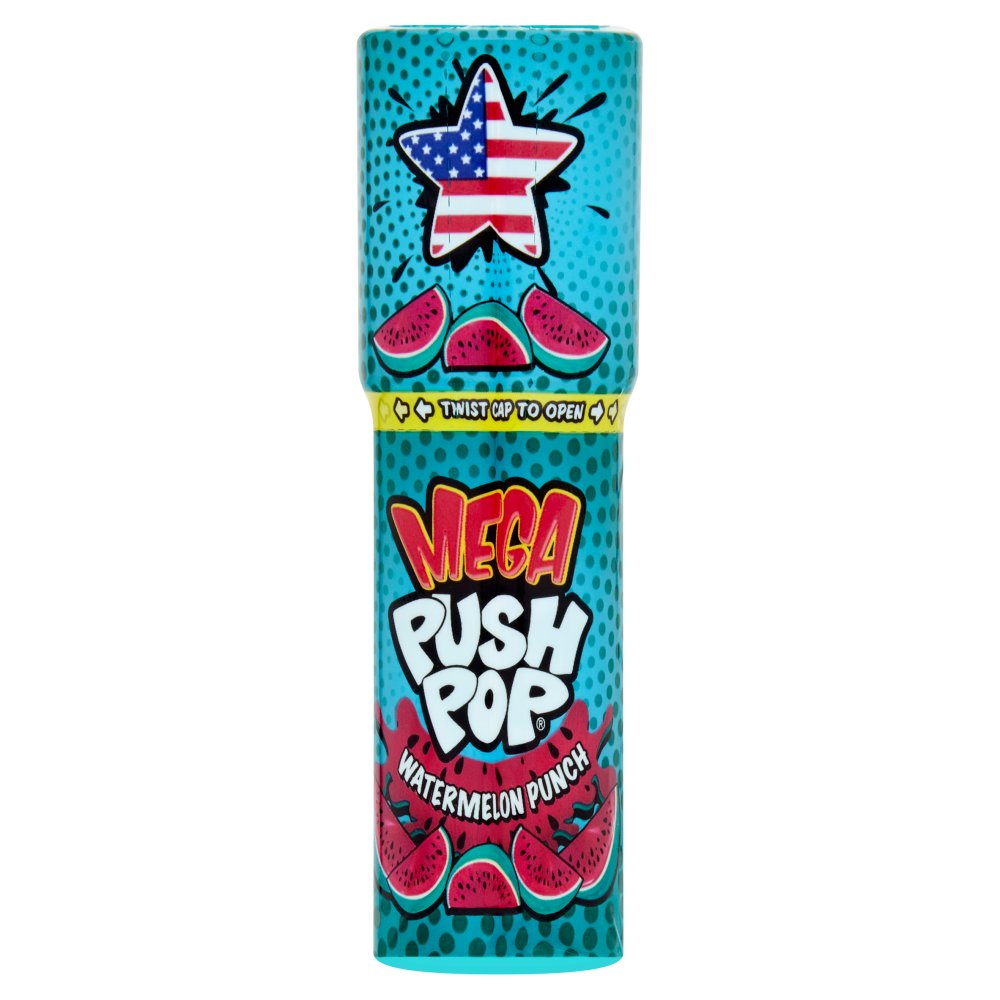 Hard Candy Mega Push Pop 30g