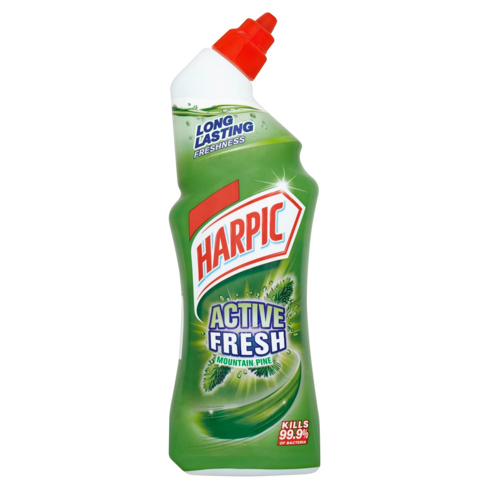 Harpic Pine Toilet Cleaner PMP £1