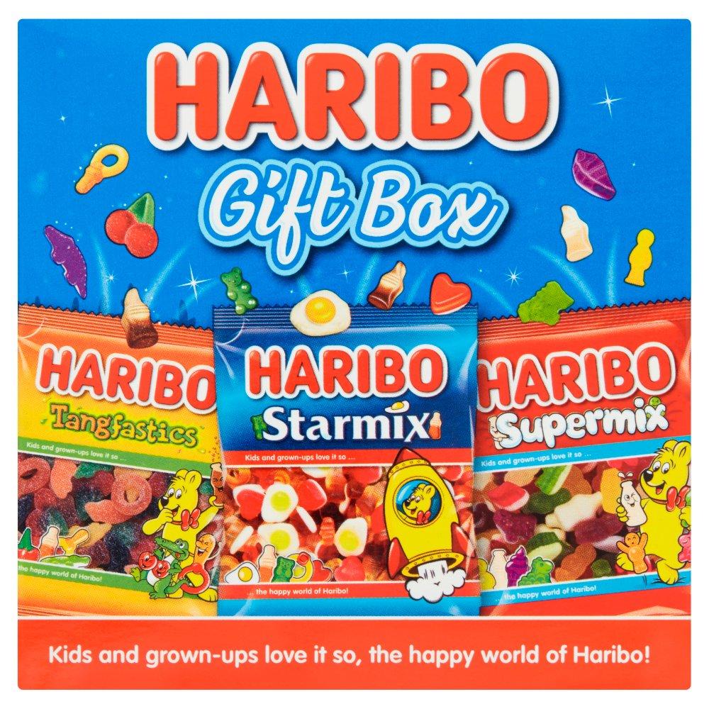 HARIBO Gift Box Cube 270g