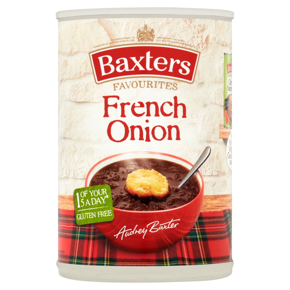Baxters Favourites French Onion PM £1.09