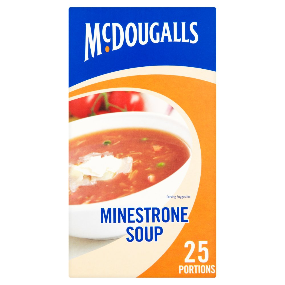 Mcdougals Minestrone Soup