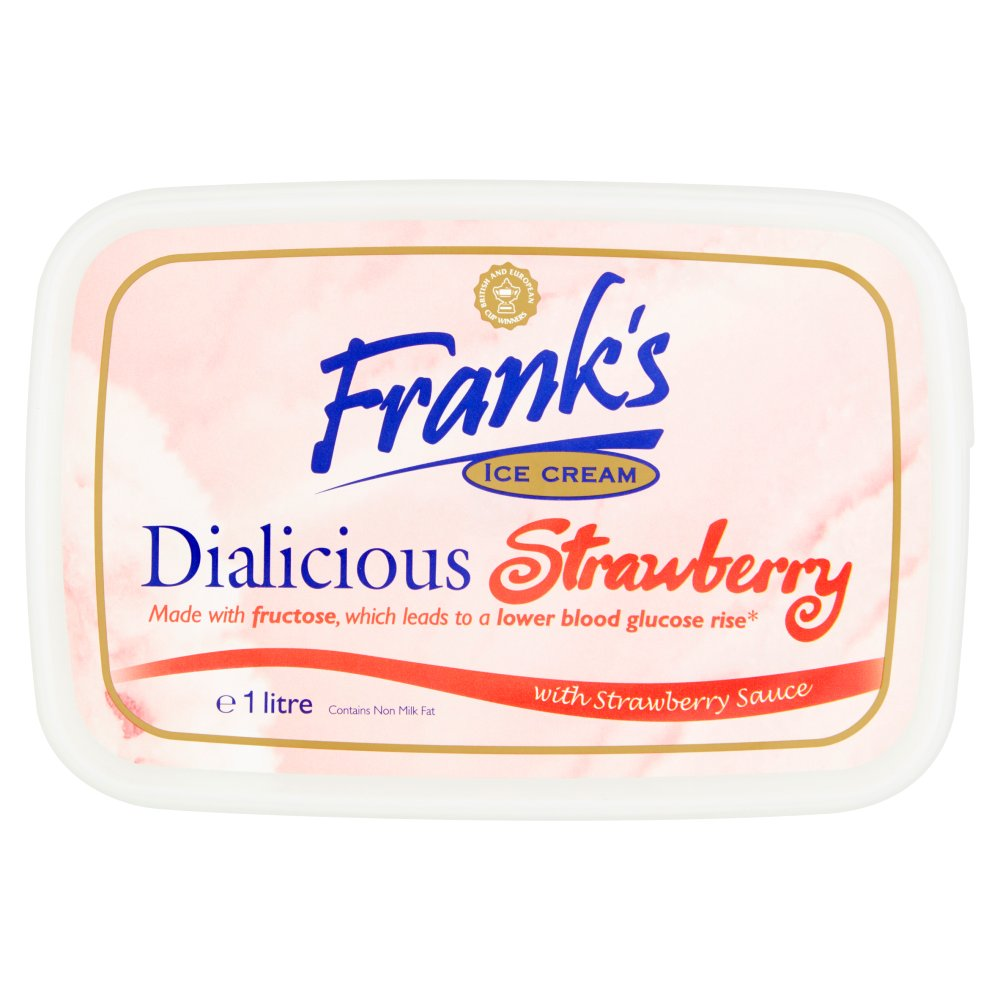 Franks Diabetic Strawberry