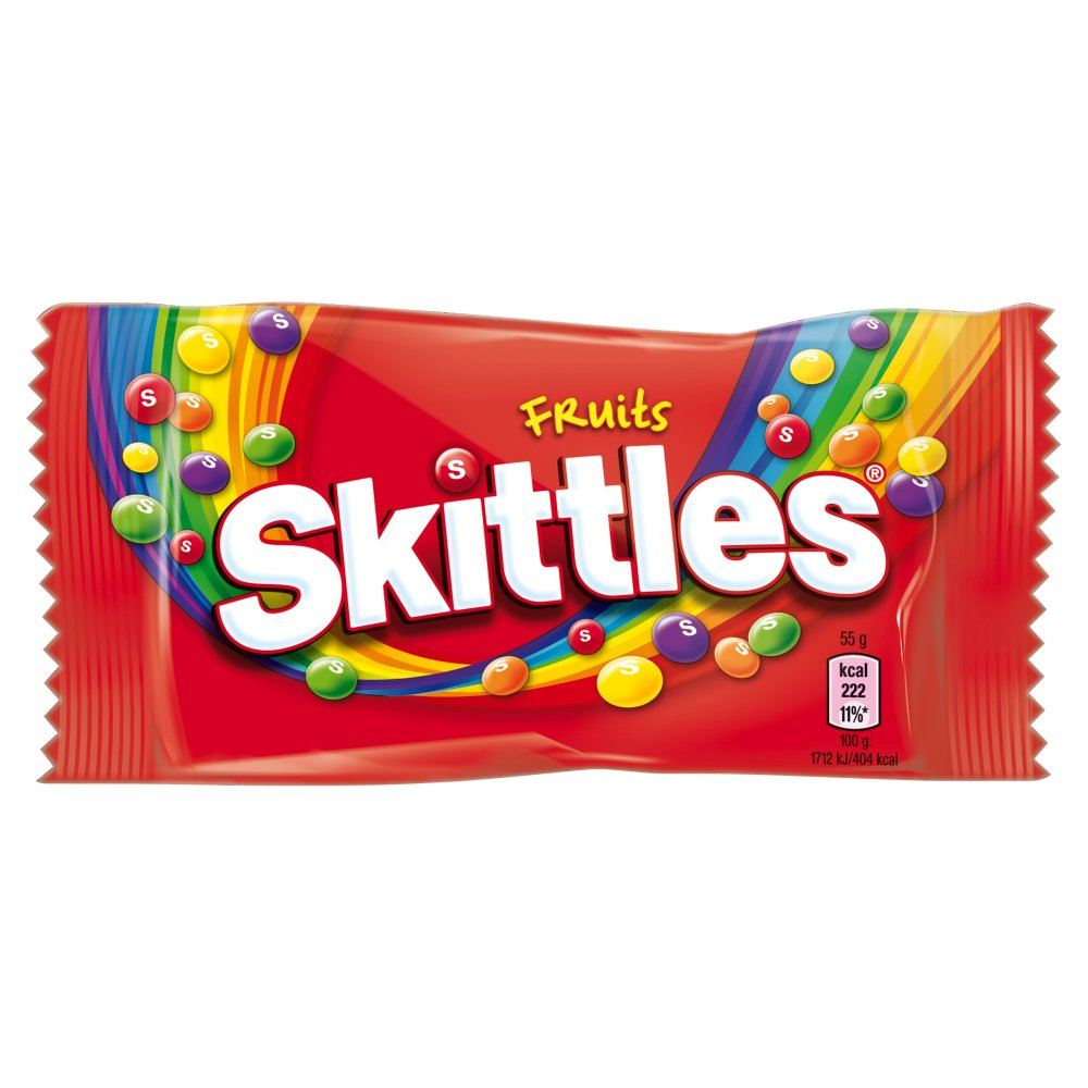 Skittles Rainbow Fruits 55g