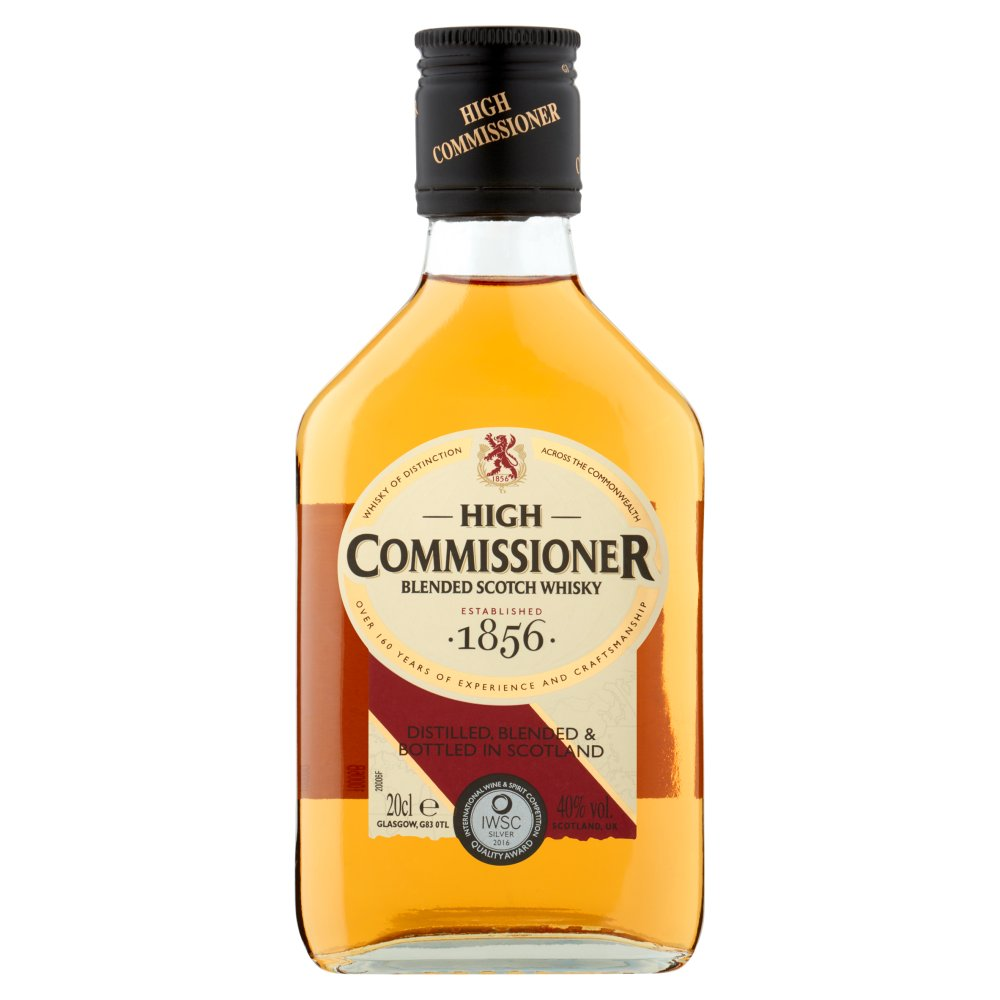 High Commissioner 20cl
