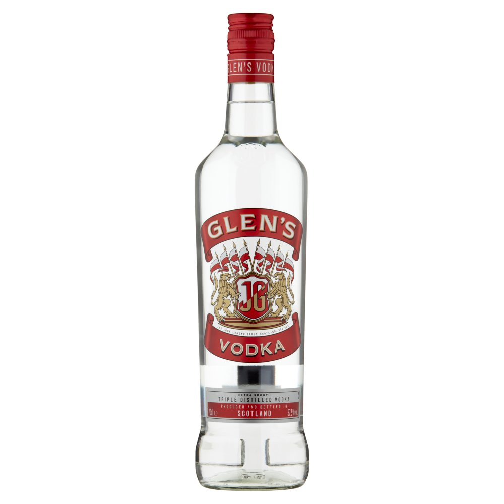 Glens Vodka 70cl