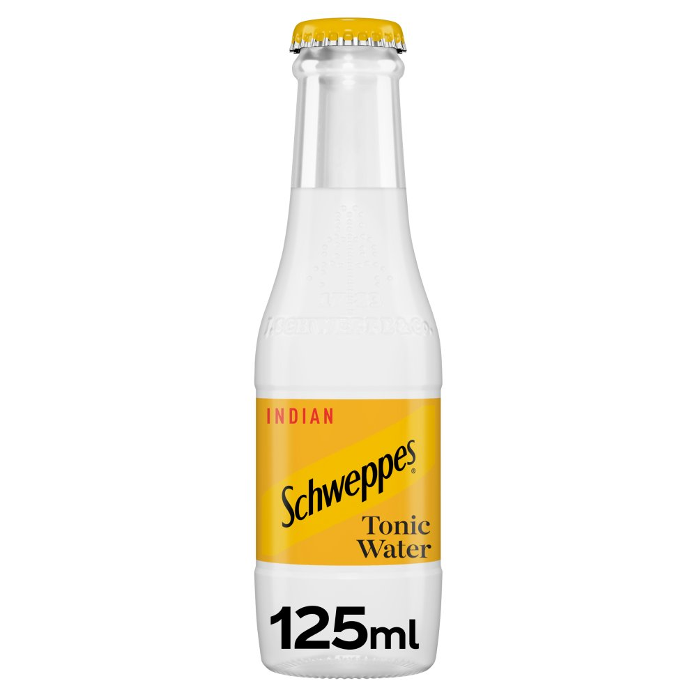 Schweppes Tonic Water 125ml