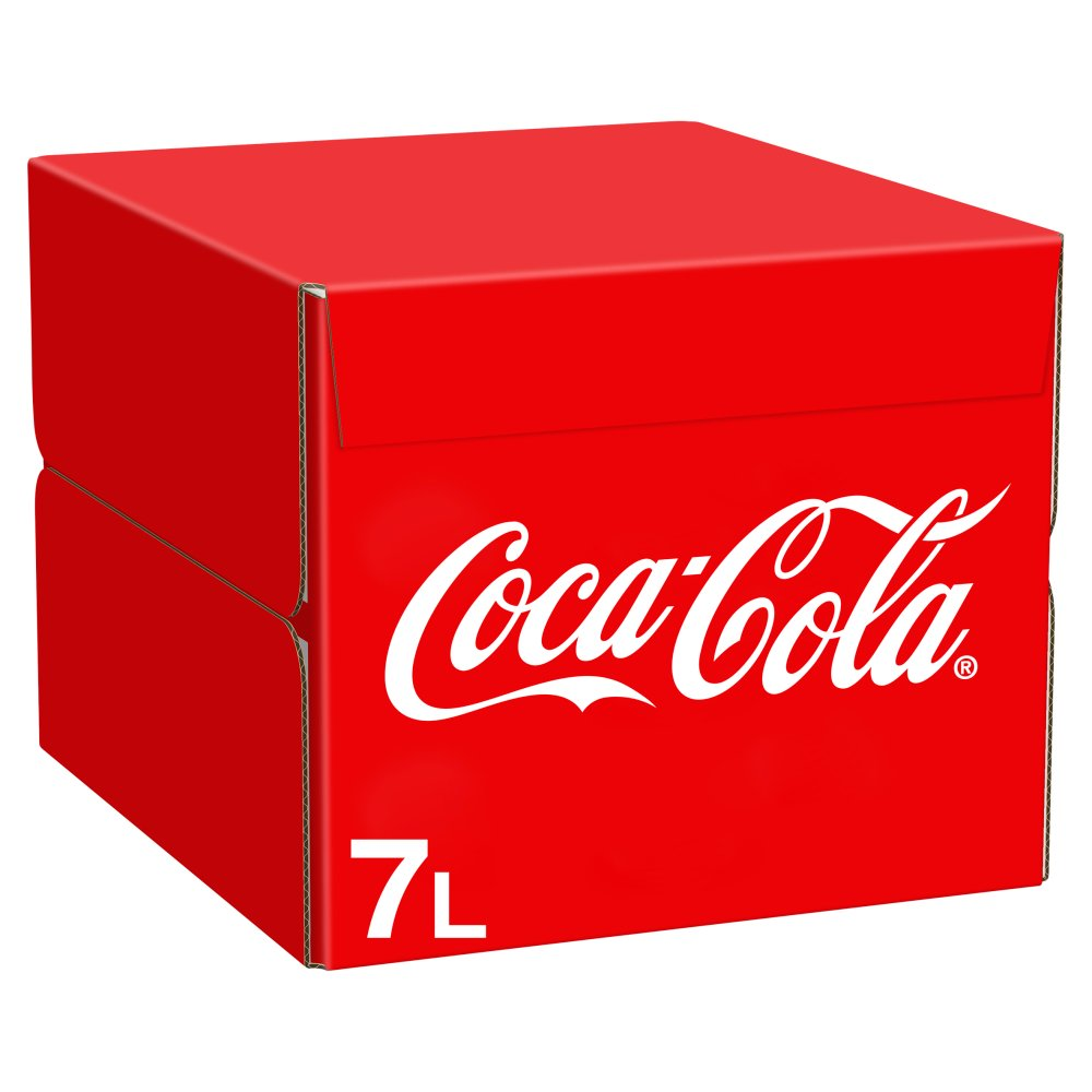 Coca-Cola Bag In Box 7L