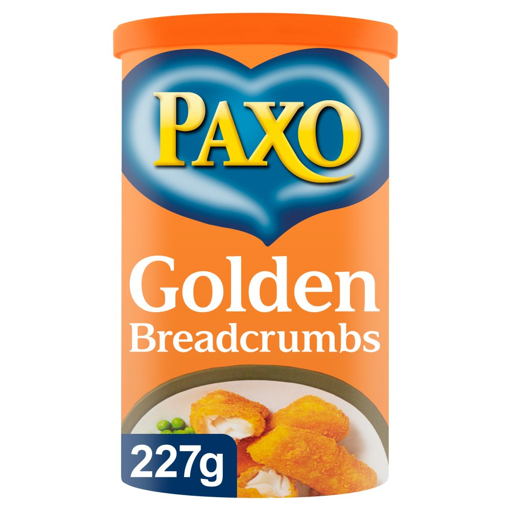 Paxo Golden Bread Crumbs
