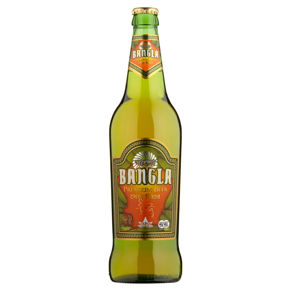 Bangla Beer 660ml