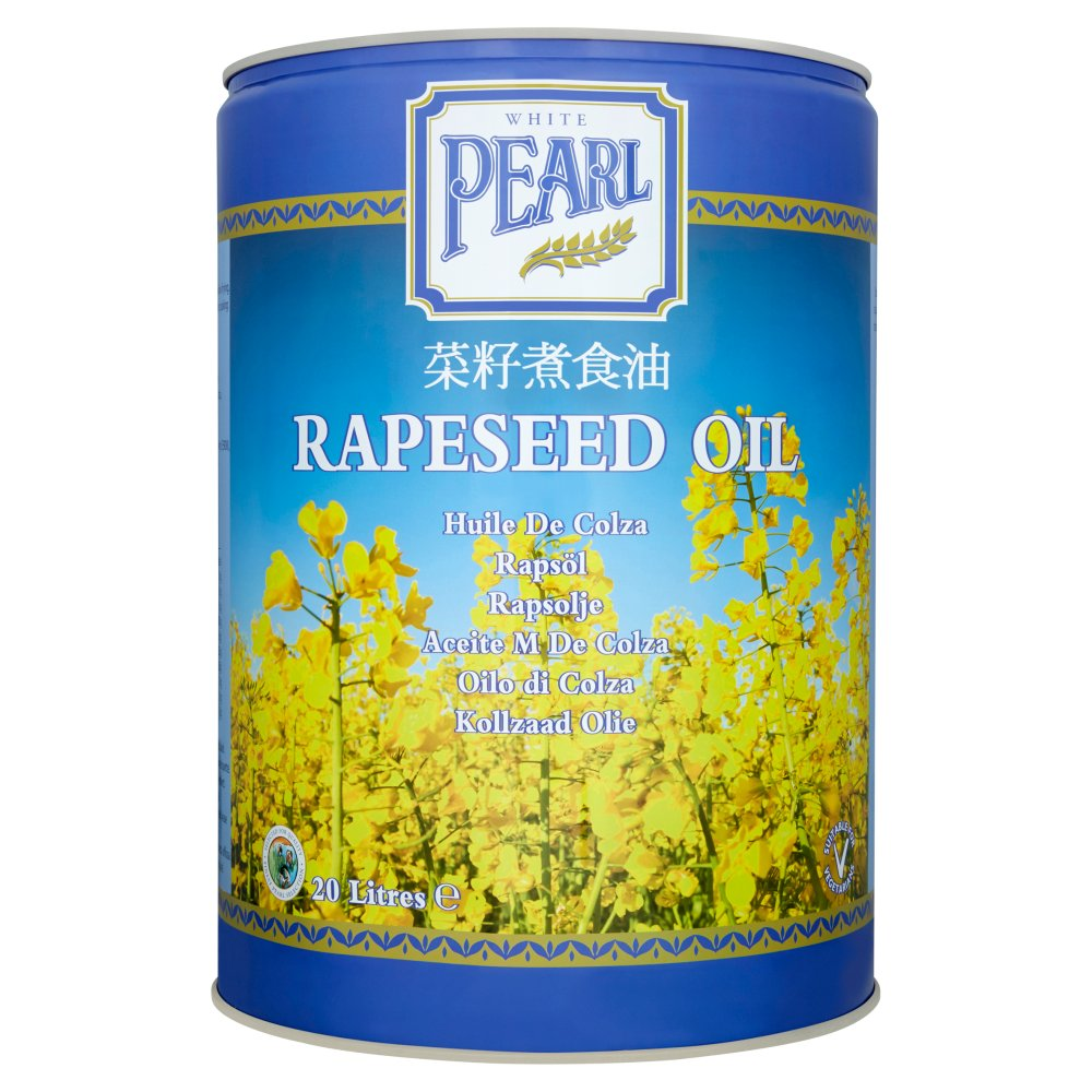 White Pearl Rape Seed Oil