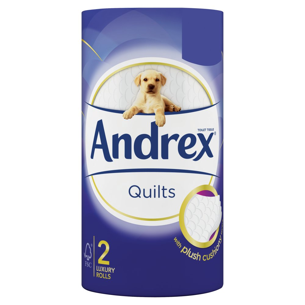 Andrex £1.09 Quilts