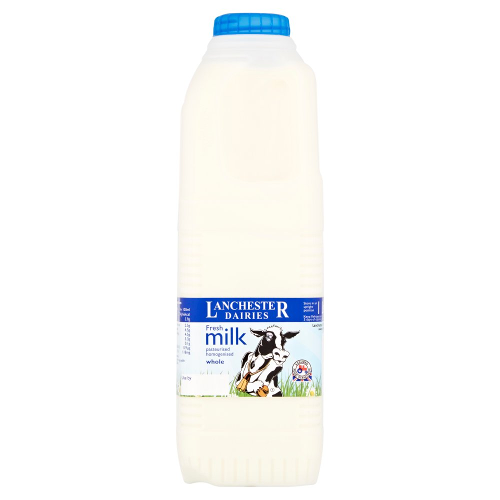 Lanchester Whole Milk