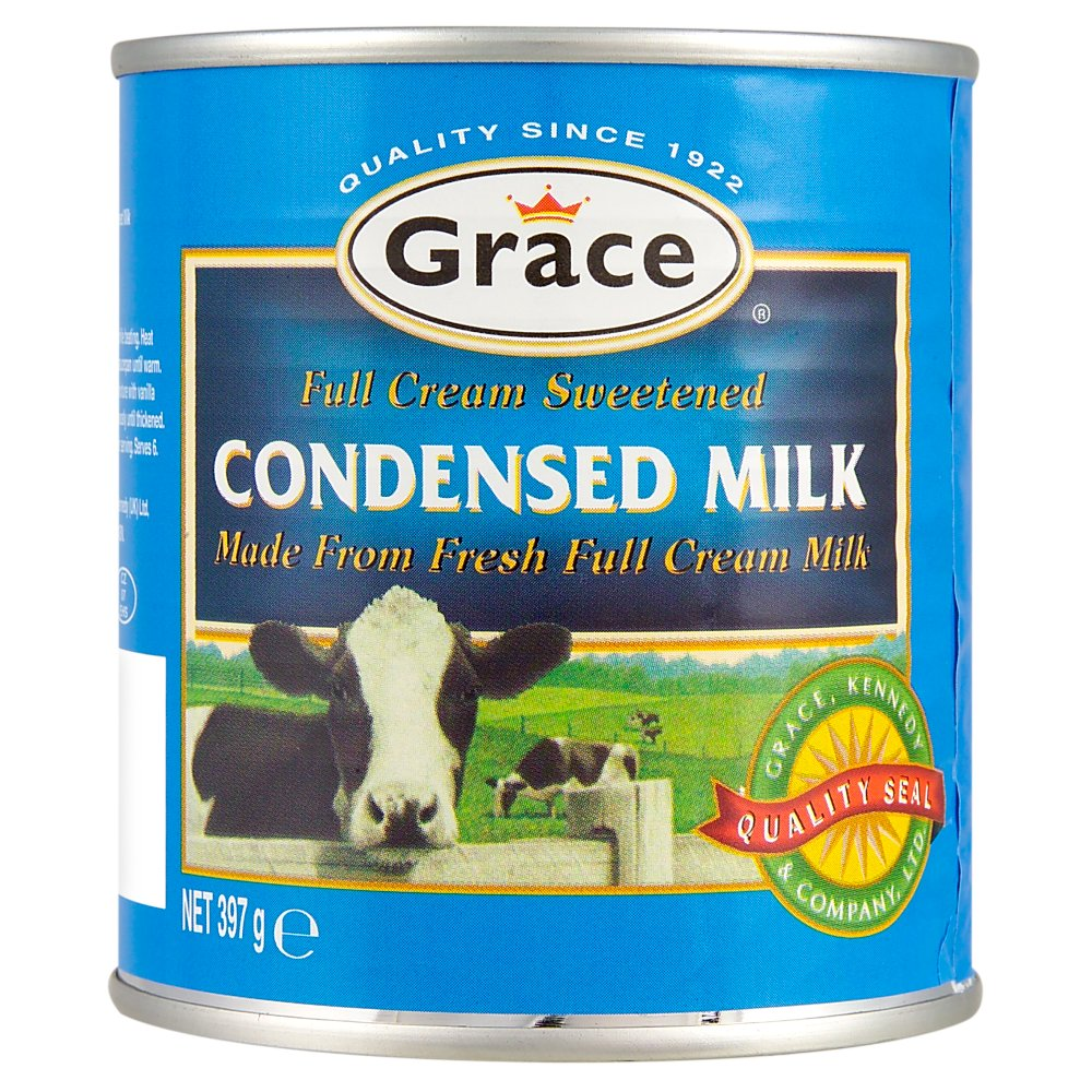 Grace Condensed Milk