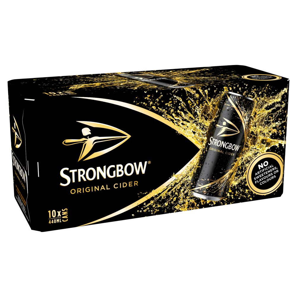 Strongbow 10pack