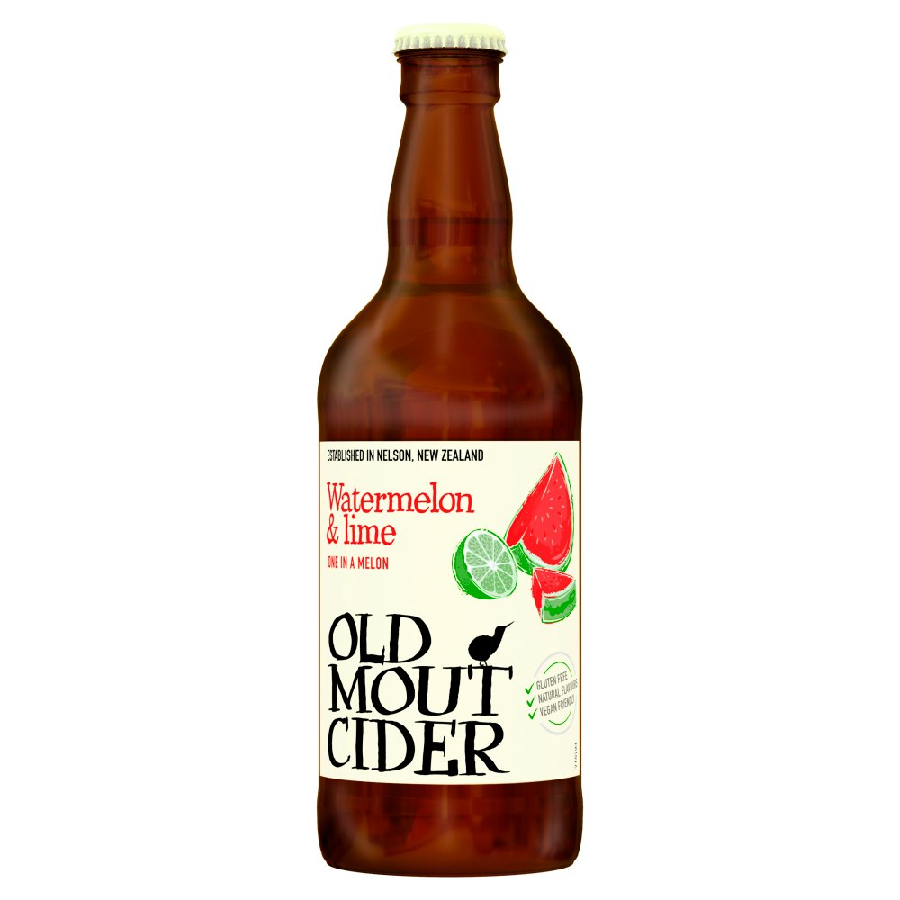 Old Mout Cider Watermelon & Lime 500ml