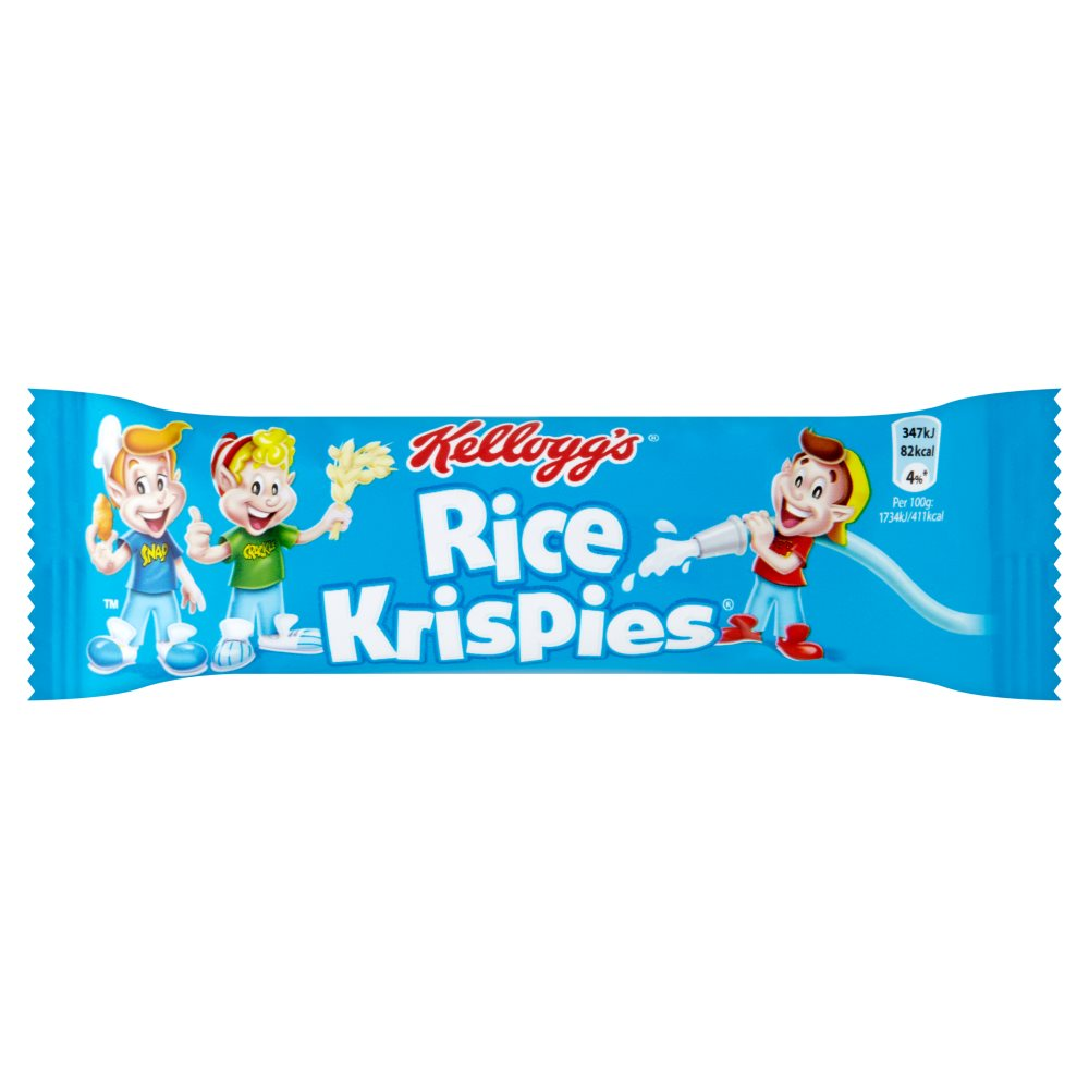 Kellogg's Rice Krispies Cereal Milk Bar