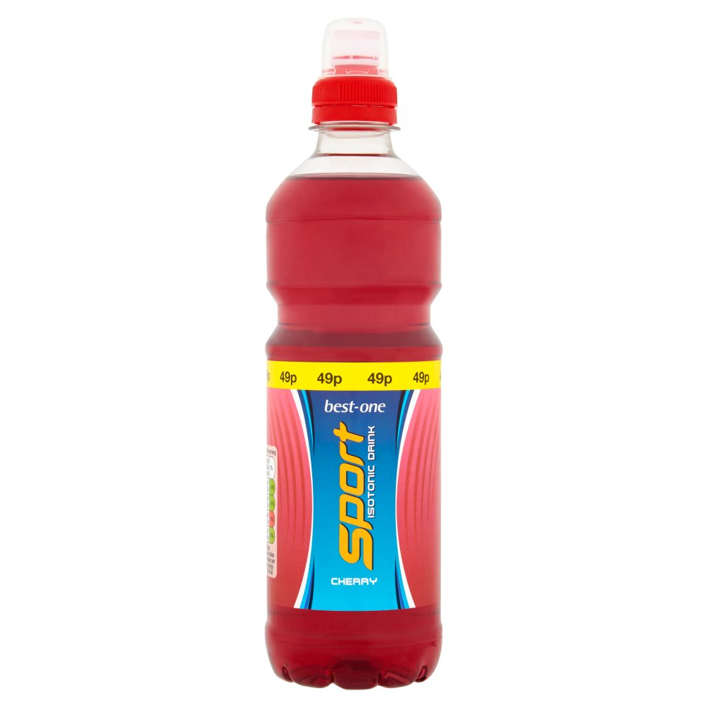 Best-One Sport Isotonic Drink Cherry 500ml