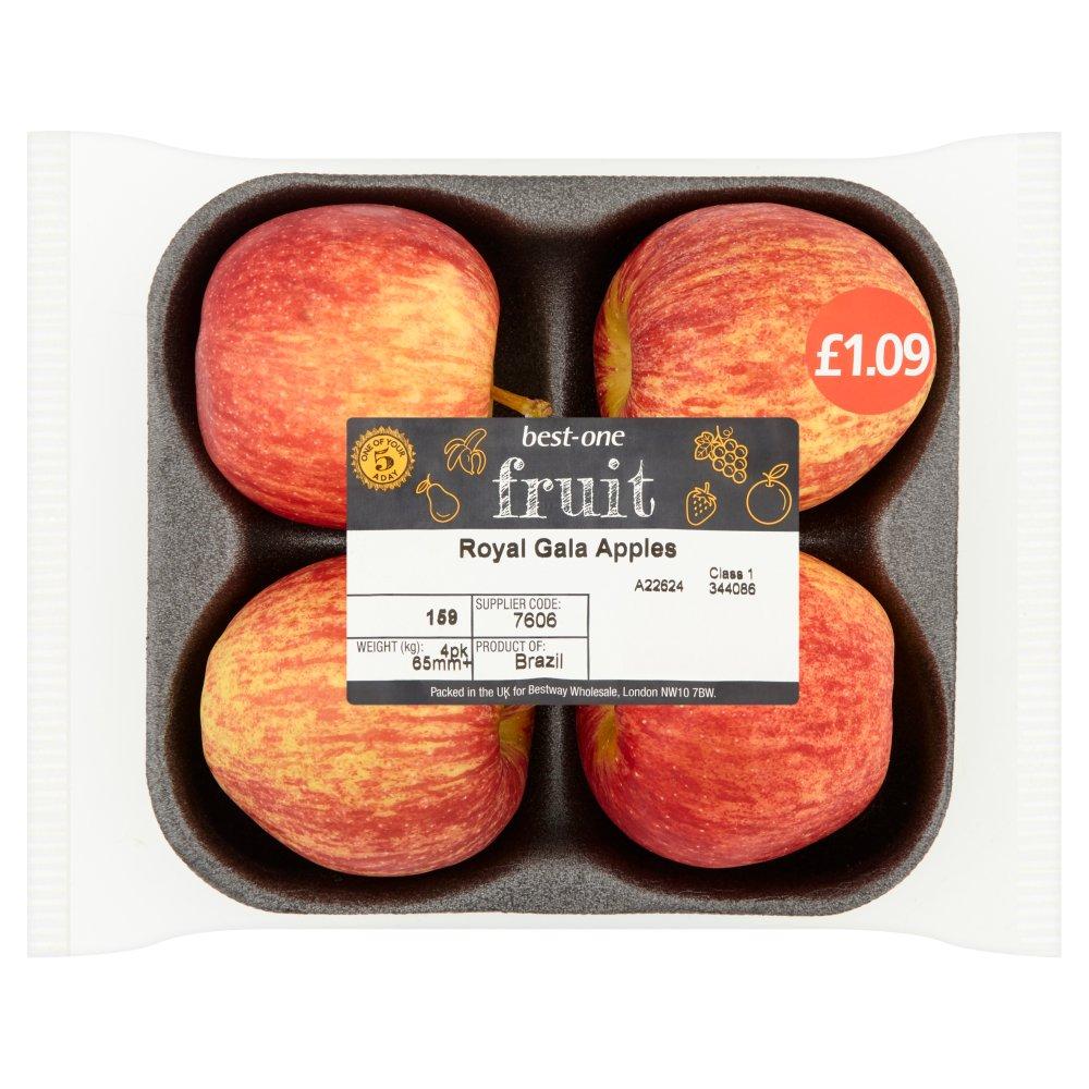 Best-One Fruit Royal Gala Apples
